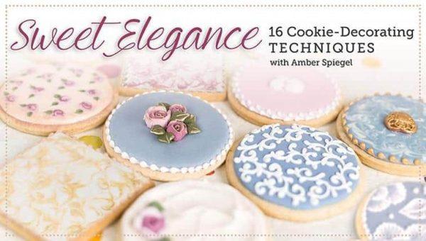 SweetAmbs Sweet Elegance Cookie Making Class