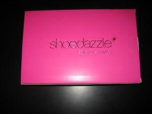 ShoeDazzle Pink Box