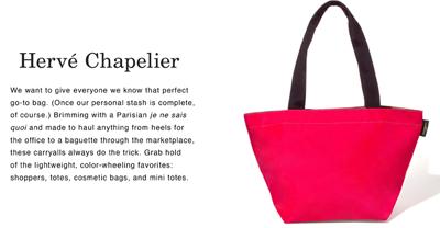 Herve Chapelier sale