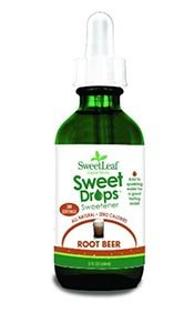 Trying to make yourself drink more water? Add root beer stevia to water to give it some flavor
