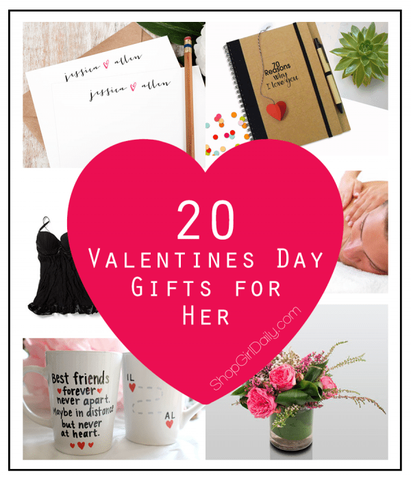 Don 39 t miss these 20 valentine 39 s day gifts for her shop Top ten valentine gifts for her