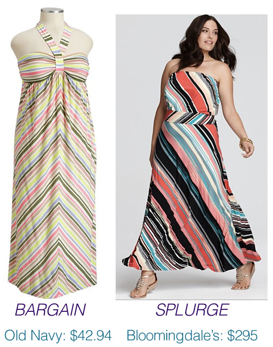 What to Wear On Spring Break: Maxi Dresses - Fantabulously Frugal