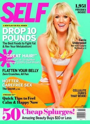self magazine freebies