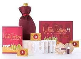 Wine Tasting Party Kit from Wine.com