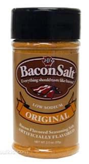 Bacon Salt - #giftguide #stockingstuffers