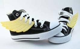 Superhero Shoes - Gifts for Kids - #ffgiftguide