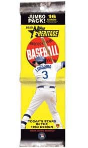 Baseball Cards - Stocking Stuffers for Men - FantabulouslyFrugal.com 2012 Holiday Gift Guide - #giftguide #stockingstuffers