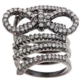 J. Hadley Bow Ring