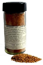 Brisket of Love BBQ Seasoning Rub - Stocking Stuffers for Men - FantabulouslyFrugal.com 2012 Holiday Gift Guide - #giftguide #stockingstuffers