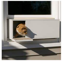 Cat window - gifts for cats