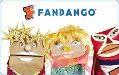 Fandango Gift Card - Gifts for Teachers