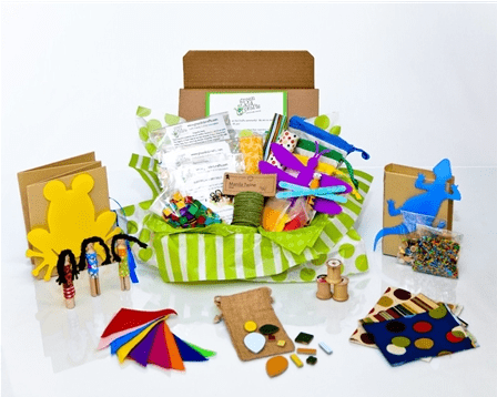 Green Kid Crafts Cyber Monday Discount