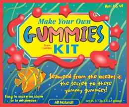 Make Your Own Gummies Kit - Gifts for Teen Boys