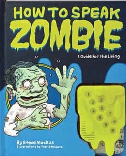 How to Speak Zombie - Gifts for Teen Boys