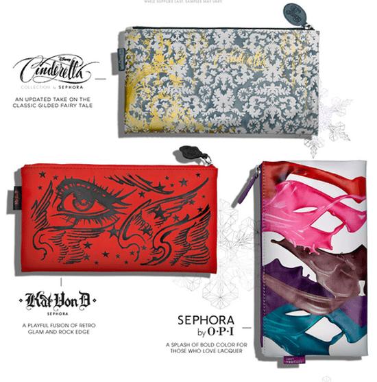 Free Designer Beauty Bag From Sephora