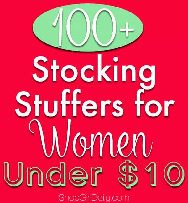 100 Stocking Stuffers For Women Under 10 Fantabulously