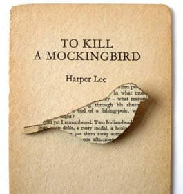 To Kill a Mockingbird Brooch - Gifts for Teachers