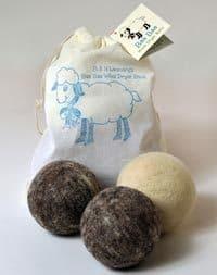 Single Wool Dryer Ball