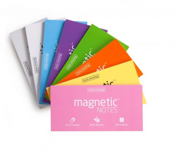 Magnetic Paper from Tesla Amazing
