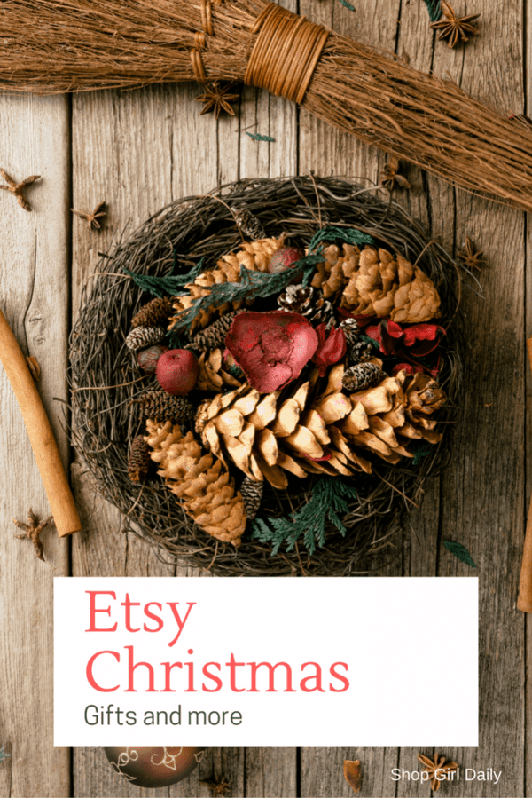 Have yourself an Etsy Christmas: Gifts, home decor and more | Shop Girl Daily