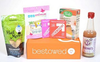 Bestowed Subscription Box