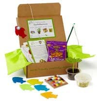 Green Kid Crafts Subscription Box