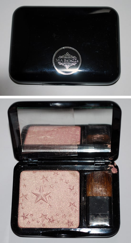 Mia Bellezza Glow Powder in Stardust