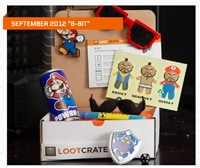Loot Crate Subscription Box for Gamers
