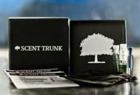 Scent Trunk: a Fragrance Subscription Box