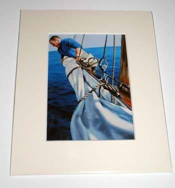 Nautical Print from Deirdre McKenna