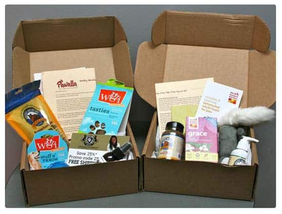 Pawalla - a subscription box for dogs - discount via Plum District