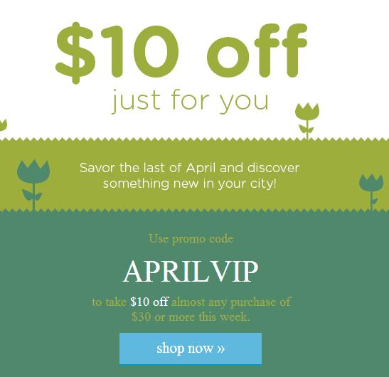 Livingsocial discount coupons
