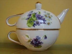 Vintage Wares Teapot