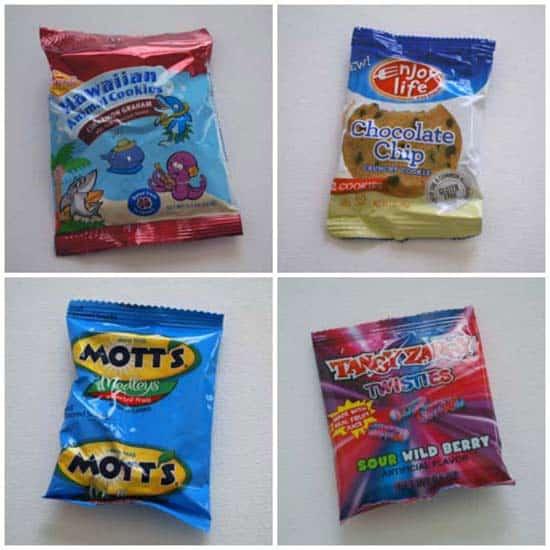 Treats from Goodies Co. Kids Box