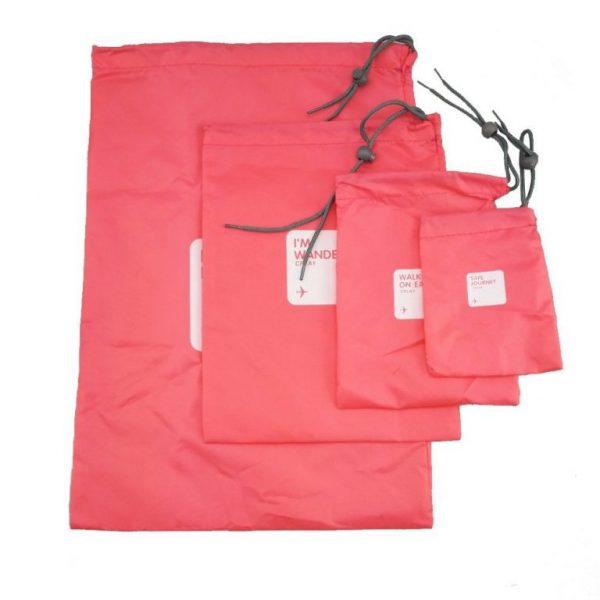 Drawstring Wet Swimsuit Bags