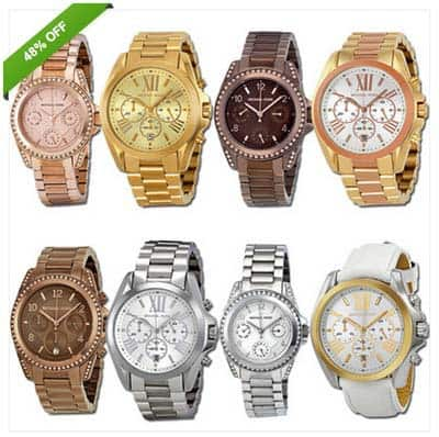 a16b2d4402cc NWT Michael Kors Watches for  129.99 at eBay - Shop Girl Daily