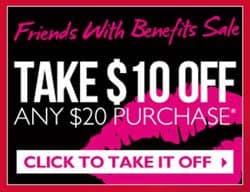 The Body Shop Friends with Benefits Sale