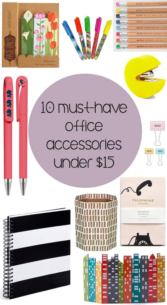 must have office accessories. 15 Must Have Desk Accessories For Fall Br Tacks On Movelifestyle Office