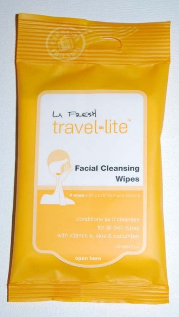 LA Fresh Facial Cleansing Wipes
