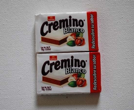 Cremino Blanco