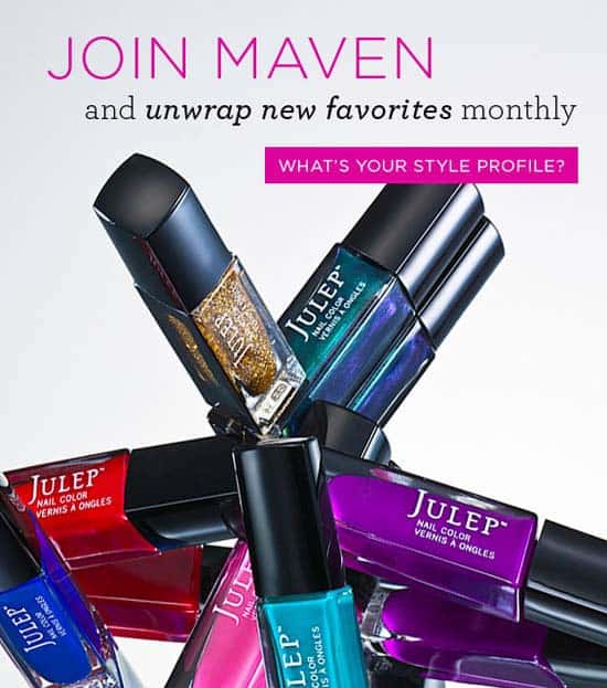 Get Your First Julep Nail Polish Subscription Box for FREE! - Shop ...