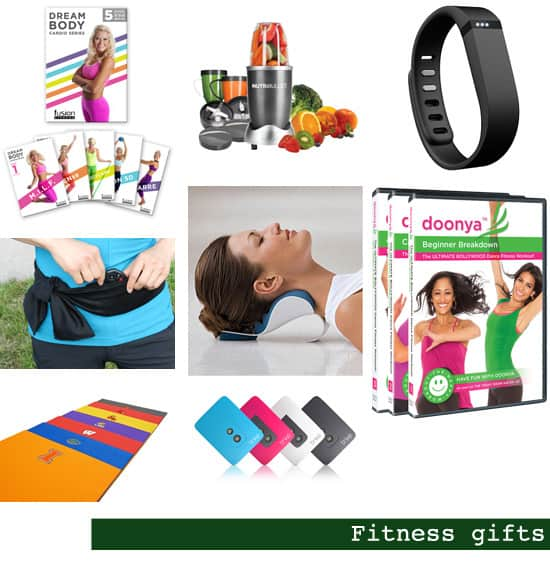 2013 Holiday Gift Guide: Fitness Gifts