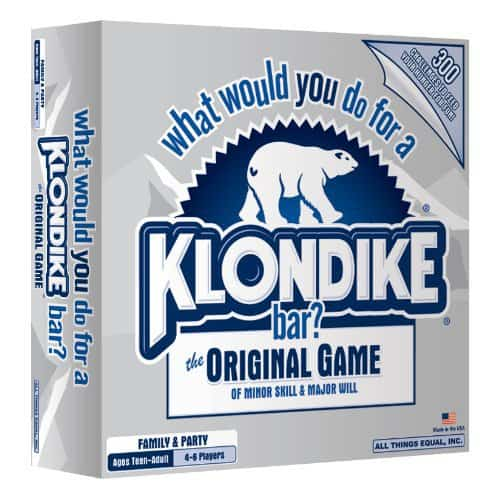 2013 Holiday Gift Guide: What Would You Do for a Klondike Bar Game
