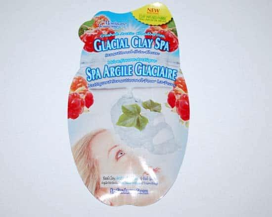 Montagne Jeunesse Glacial Cooling Face Mask