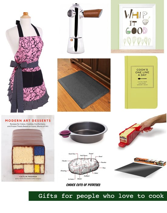 2013 Holiday Gift Guide Gifts For Cooks Shop Girl Daily