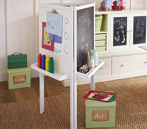 2013 Holiday Gift Guide: 3 Sided Easel