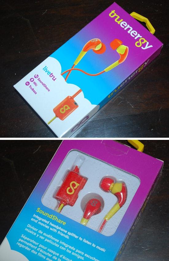 Trueenergy Head Phones