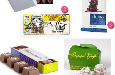5 Delicious Chocolate Gifts
