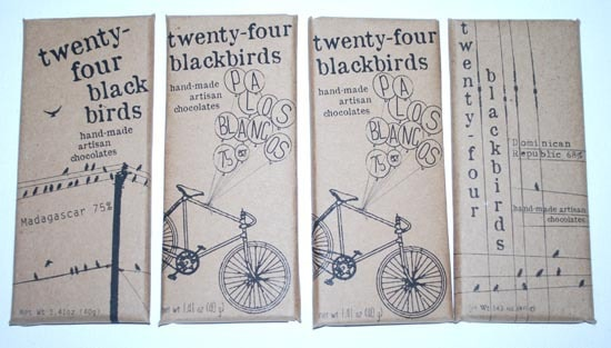 Cocolectic 24 Blackbirds Chocolate