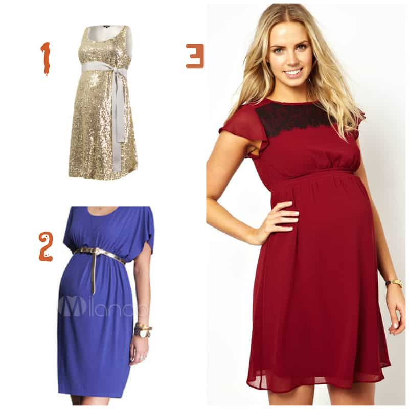 Wedding Wednesday: 3 Maternity Dresses for Less - Shop Girl Daily